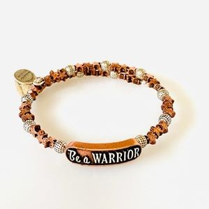 Alex and Ani Wrinkle in Time Be A Warrior Bracelet